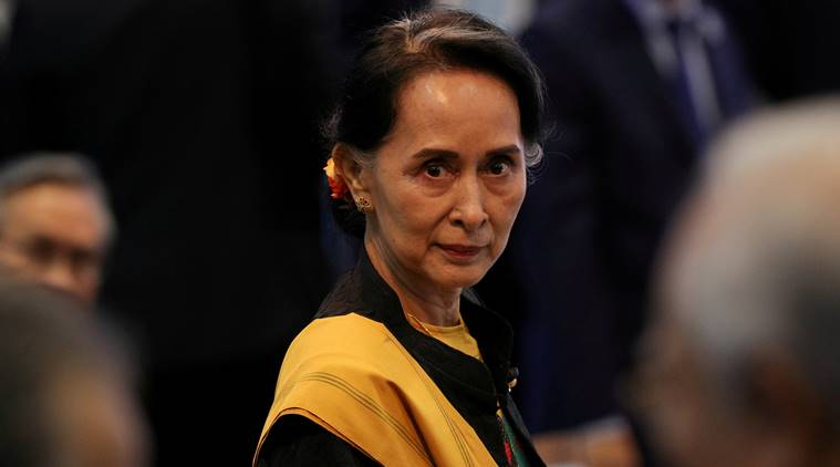 Official defends Suu Kyi's silence over jailing of reporters