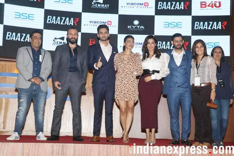 baazaar trailer launch