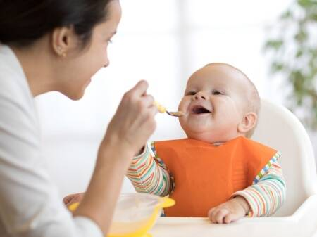 Early Childhood Intervention: Nutrition and feeding routines