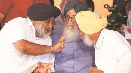 I dare Congress to take desecration matter to court, says Parkash Singh Badal