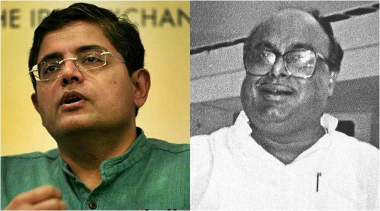 Baijayant Panda, Baijayant Panda removed, Baijayant Panda bjd, bjd, Baijayant Panda new political party, indian express news