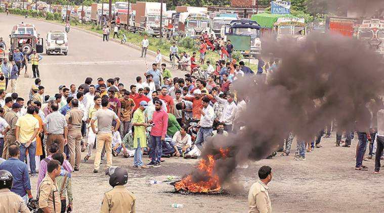 Bandh ripples in UP, Bihar, MP, Rajasthan as protesters hold rallies