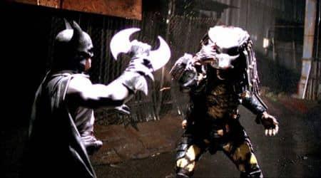 Batman Dead End: When the Dark Knight fought thePredator