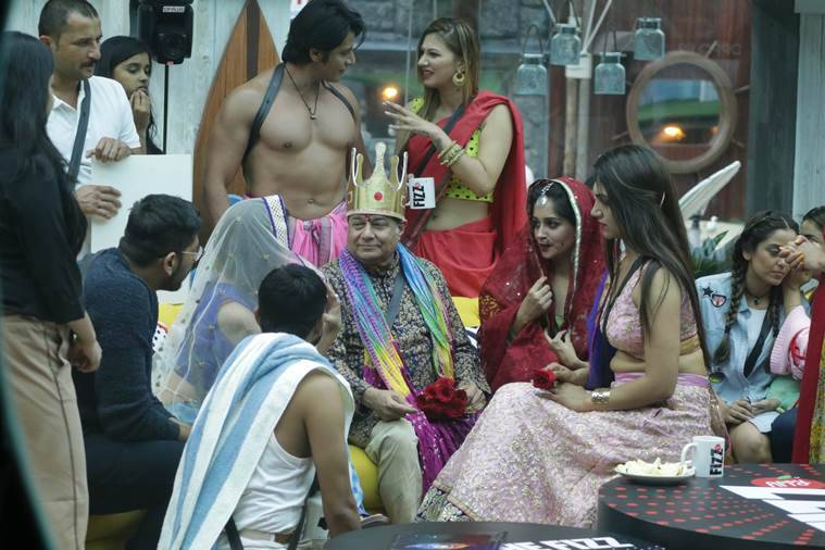 Bigg Boss 12 September 20 preview Captaincy task