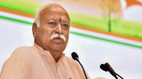 If Muslims are unwanted, then there is no Hindutva: Mohan Bhagwat at RSS event