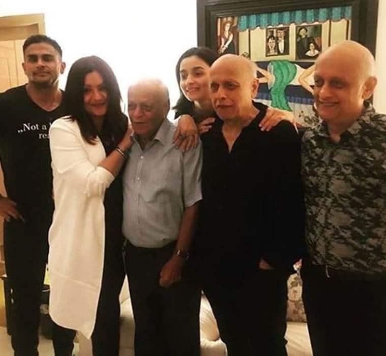 bhatt family