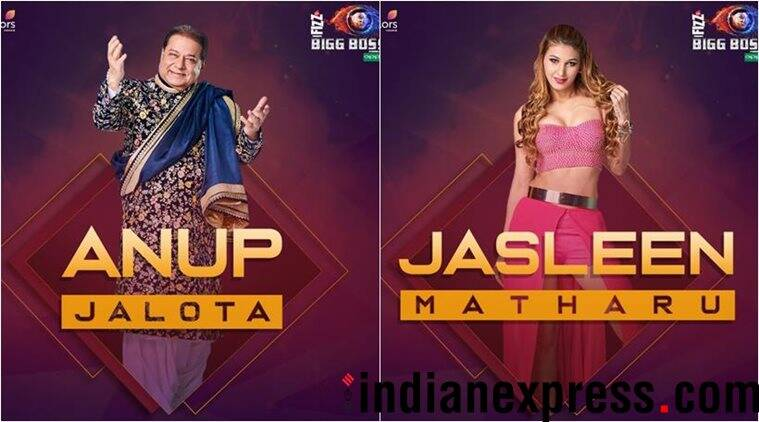 Anup Jalota and Jasleen Matharu