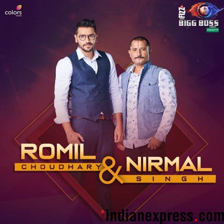 Romil Chaudhary and Nirmal Singh