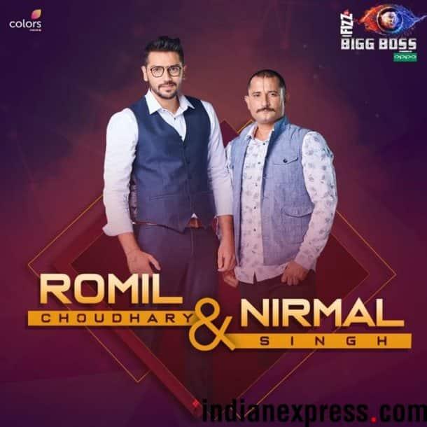 Romil Chaudhary and Nirmal Singh