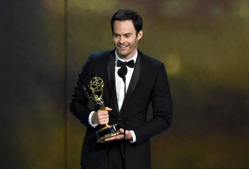 bill hader emmy win
