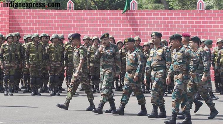 After pulling out of Pune drills: Nepal Army contingent to go to China for joint exercise