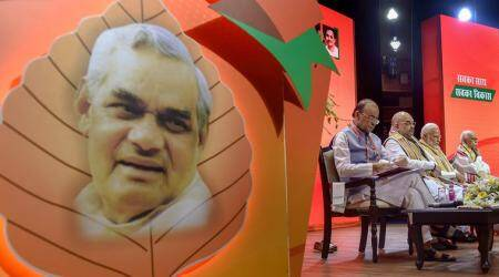 BJP at national executive meet: Atal Bihari Vajpayee created credible alternative