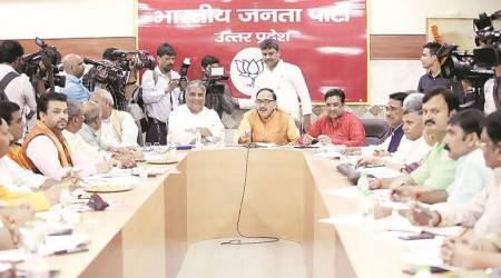 BJP looks at strengthening cadre base, lines up events in UP