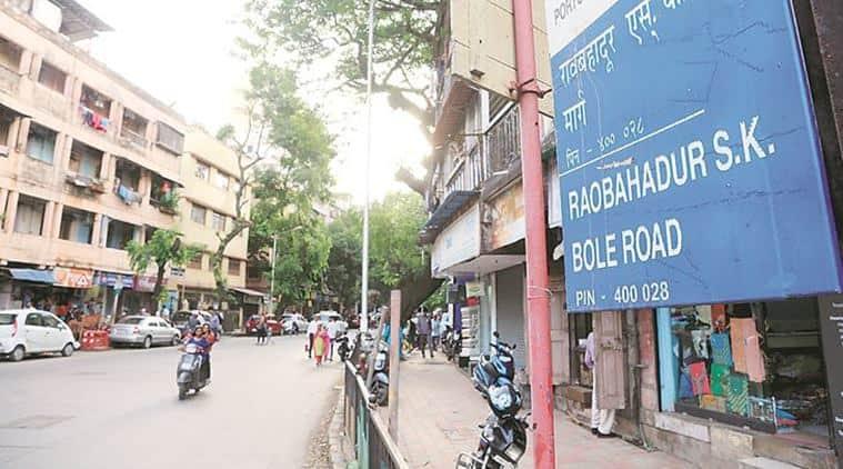 Rao Bahadur S K Bole Road: A social reformer, Bole fought for mill workers