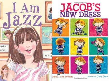 LGBTQI: Books that teach your child about gender fluidity