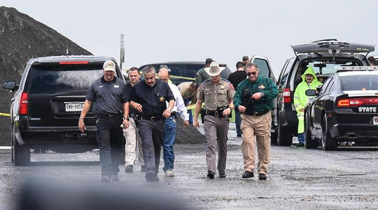US Border Patrol agent charged for killing 4 women, attempt on fifth