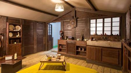 chocolate cottage, chocolate house france, frnech chocolate cottage, chocolate house france, chocolate wonders, indian express, indian express news