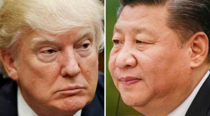 China cancels military talks with US in protest at sanctions over Russia militaryequipment