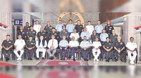 Pune: Over 22 officers from three services take part in the sixth chapter ofCAPSTAR