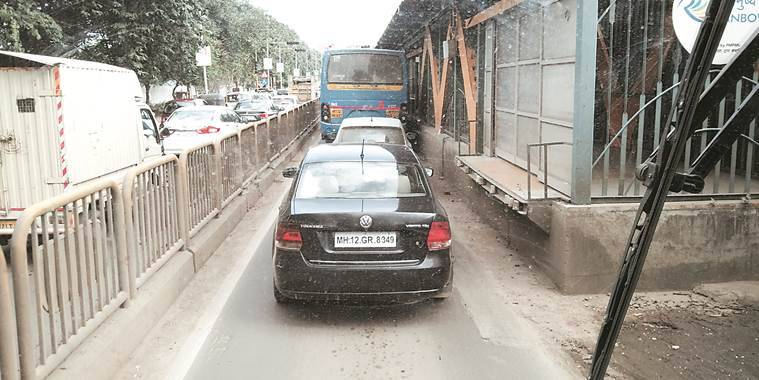 How PCMC, PMPML, traffic cops bungled Nigdi-Dapodi BRTS route