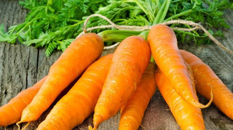 eye, eye health, food good for the eyes, good foods, how to keep eyes healthy, stress free eyes, stop eye strains, carrot, almond, fish, oranges, eggs, indian express, indian express news