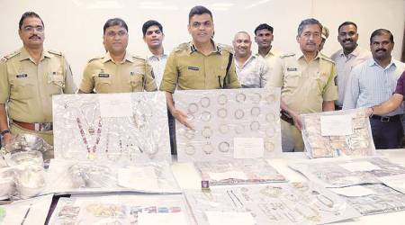 Thane: Rs 60-lakh temple theft; six arrested in 8 hours