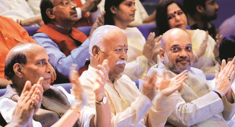 Ignoring justice could lead to Mahabharat in Ayodhya: Mohan Bhagwat
