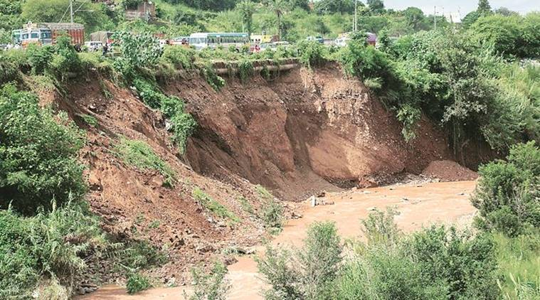 Chandigarh: Nine houses swept away after Kaushalya Dam floodgates opened