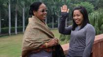 For Khel Ratna Chanu, her mother's day out, a first outside Manipur