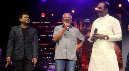 Chekka Chivantha Vaanam audio launch: Gratitude marks the grandevent