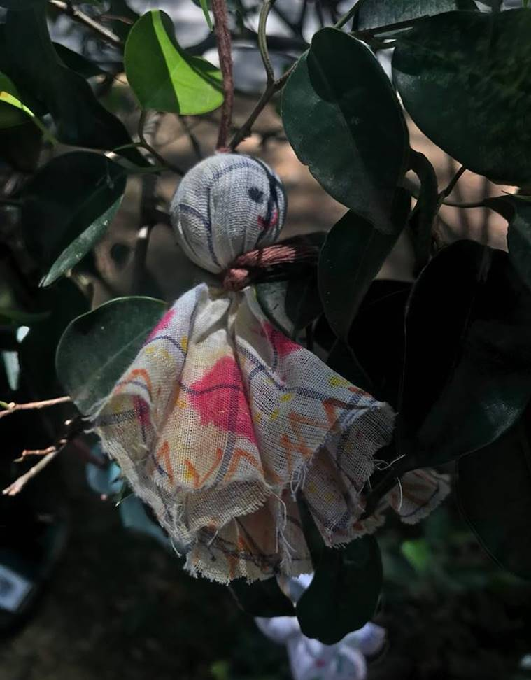 Out of Chendamangalam's damaged handlooms emerges Chekutty, the doll of hope