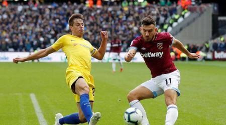 Chelsea drop first points with 0-0 draw at West Ham