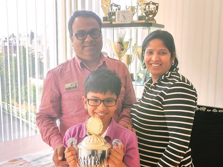 This 9-year-old Indian got UK to tweak visa norms, says next goal is Grandmaster tag