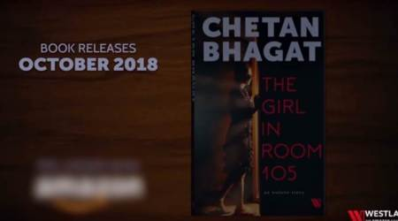 Chetan Bhagat launches 'movie-style' promo for his new book