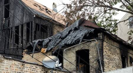 Chicago home where ten kids died in fire hit with over 40 code violations