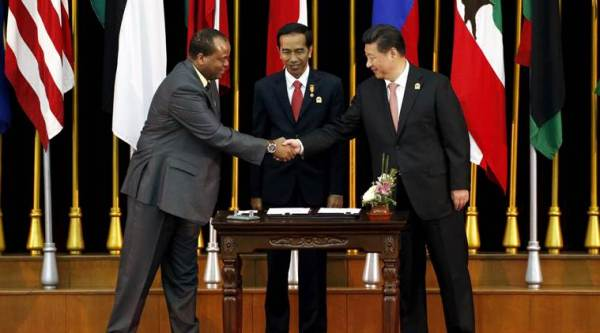 China says not putting pressure on Taiwan's last Africa ally