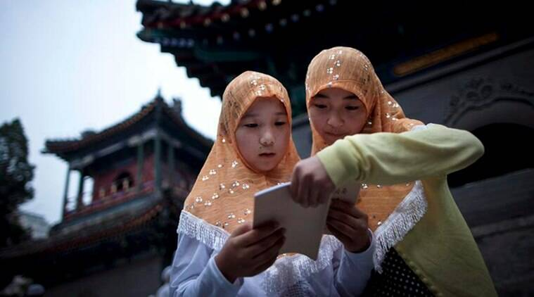 Uyghurs - a Muslim minority group inside China