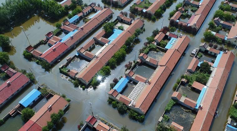 China evacuates 127,000 people as heavy rains lash Guangdong