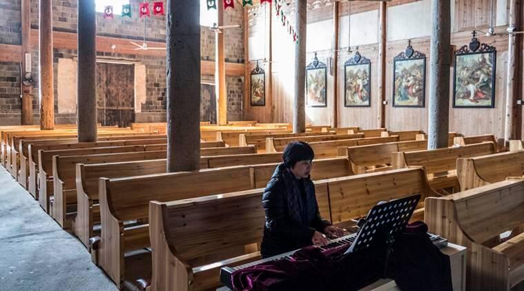 A church in China