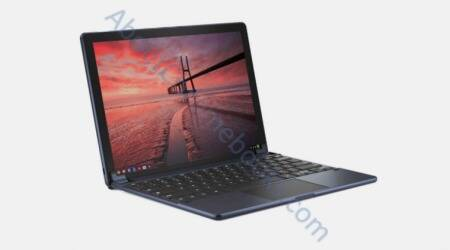 Google's 'Nocturne' Chrome OS tablet with side-mounted fingerprint reader spotted in renders