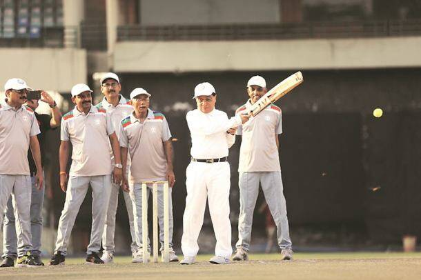 When Chief Justice Dipak Misra led the battle on cricket pitch