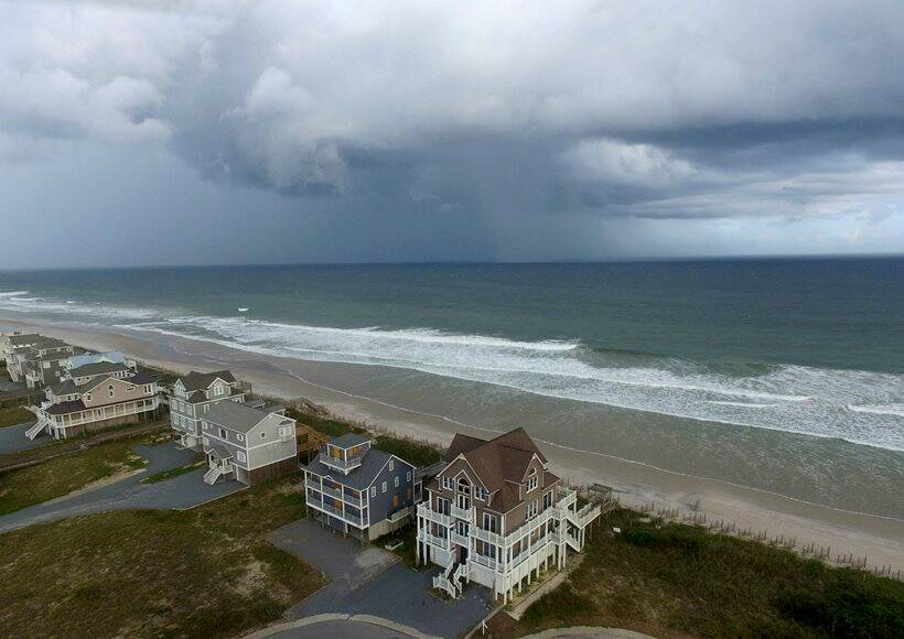 Hurricane Florence becomes Category 2 storm, still poses grave threat