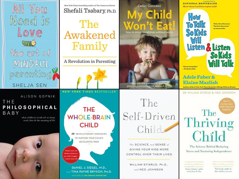 9 Parenting Books That Can Help You Raise Your Child Better