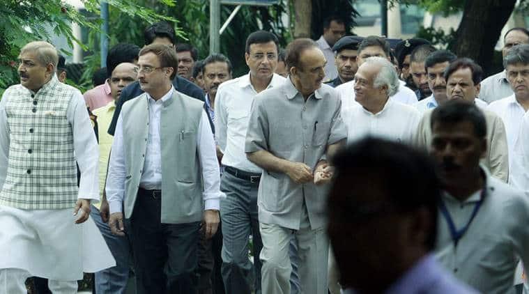 Congress leaders meet CVC seeking probe into 'crony capitalism' in Rafale deal