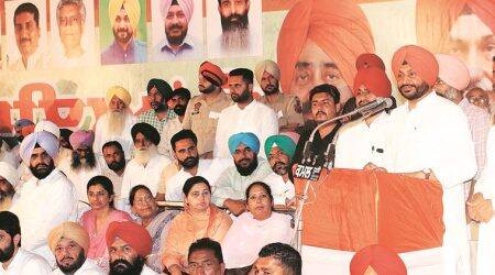 Badals destroyed Punjab with drugs: Congress