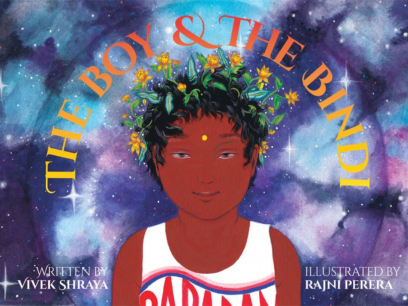 The Boy & The Bindi, childrens book