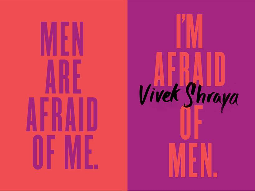 Im Afraid of Men by Vivek Shraya