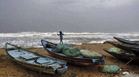 Cyclone Daye in Odisha HIGHLIGHTS: Heavy rain likely today, NDRF on standby