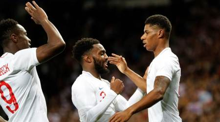 Danny Rose reveals angry halftime exchange between England players