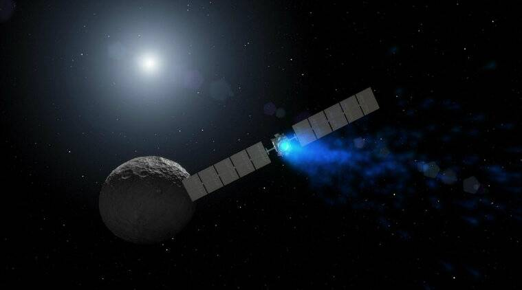 NASA's Dawn mission to asteroid belt nears end